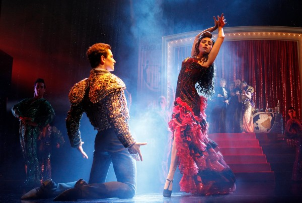 Strictly Ballroom The Musical Image credit: Jeff Busby