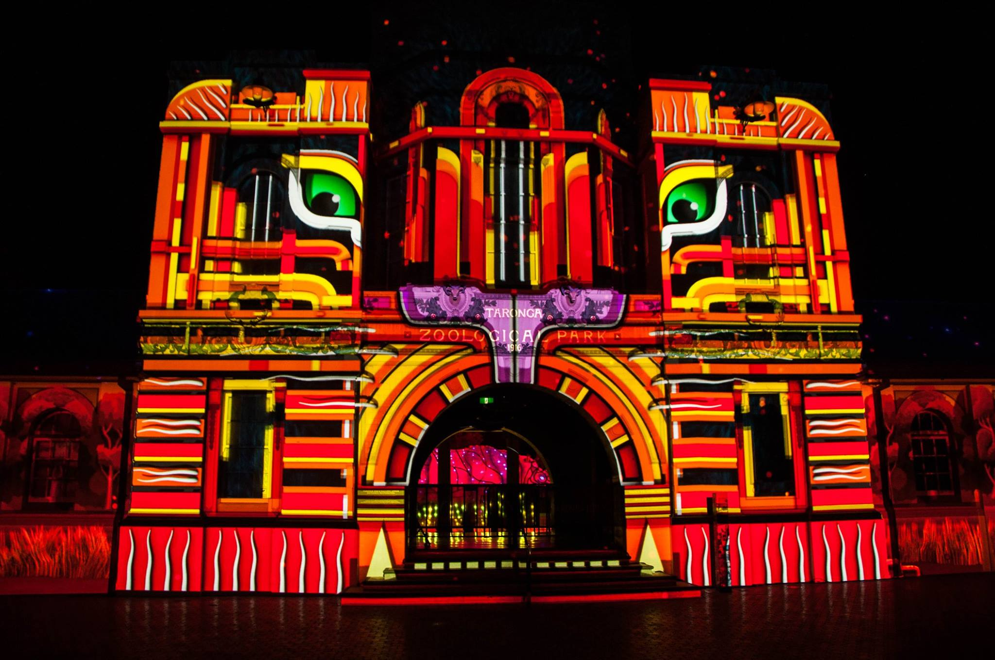 Vivid Sydney 2017 <br/> Ample Projects