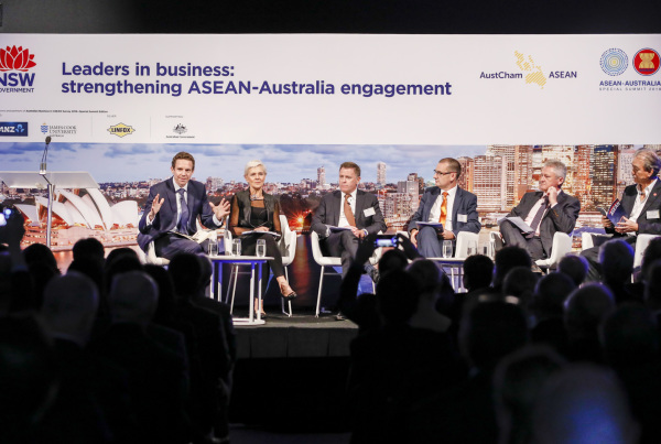 ASEAN Leaders at Australian Maritime Museum. Photo by Salty Dingo.